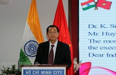 HCM City marks India's 72nd Independence Day