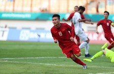 ASIAD 18: Vietnam defeat Pakistan 3-0 in men's football