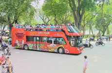 Hanoi hop-on hop-off tour costs less, offers more