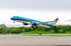 Vietnam Airlines' pre-tax profit surges 87 percent in six months