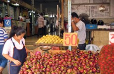 Thailand aims to raise earnings from food exports