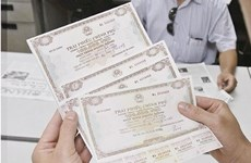 Mid-Aug auction raises 168 million USD from G-bonds