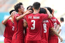 Japanese media praise Vietnam's football squad