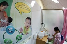 HCM City to have first human milk bank of int'l standards