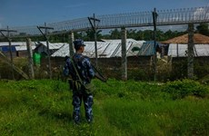 US sanctions Myanmar military personnel, units over human rights abuse