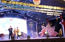 Activities celebrating Vietnam-Japan ties open in Quang Nam