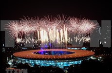Asian Games 2018 officially kicks off in Jakarta