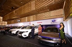 Biggest-ever Vietnam Motor Show to feature 15 brands