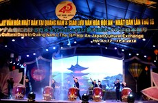 Japanese culture leaves impression on Quang Nam