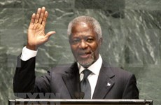 Vietnam extends condolences over former UN Secretary-General's death