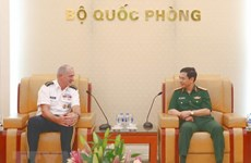 Vietnam, US step up defence cooperation