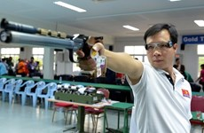 ASIAD 2018: shooter Hoang Xuan Vinh fails in forte category