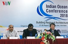 Hanoi to host Indian Ocean Conference in August