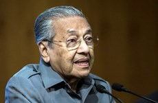 Malaysia cancels 22 billion USD rail, pipeline projects
