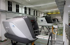 Vietnam's first flight simulation complex put into operation
