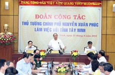 Tay Ninh should become high-quality agricultural hub: PM