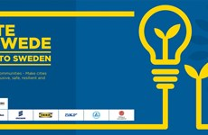 """Innovate like a Swede"" contest launched in Hanoi"