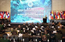 42nd Pacific Armies Management Seminar concludes