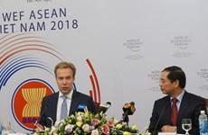 Foreign representatives hails Vietnam's preparation for WEF ASEAN
