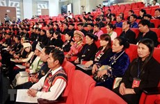 Second national ethnic minority congress to be held in 2020