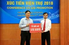 Vinh Phuc province promotes foreign aid