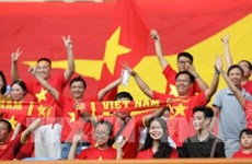 Tours launched for Vietnamese football fans to ASIAD quarter-finals