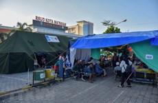 Indonesia: Quake-related death toll reaches 555