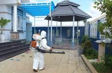 Drug-resistant malaria a concern for Binh Phuoc