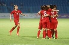 ASIAD 2018: Vietnam's female squad fails to enter semifinals