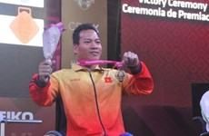 2018 Asian Para Games: Vietnamese athletes receive support