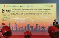 Smart-city development plans discussed