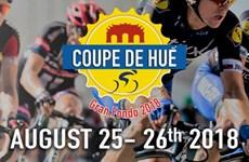 Hue city hosts int'l cycling tournament Coupe De Hue