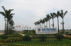 Bac Ninh industrial parks play significant role in local economy