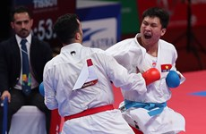 ASIAD 2018: Vietnam grabs a silver in Karate