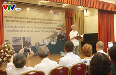Vietnamese versions of Russian classic literature works made public