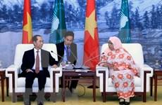 Vietnam treasures ties with African nations: President