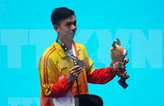 ASIAD 2018: Vietnam wins 2 silvers, 2 bronzes on sixth competition day