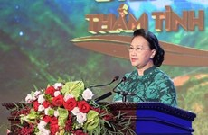 Third border friendship exchange held in Hanoi