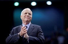 Senator McCain - who helps lay foundation for Vietnam-US relations - passes away