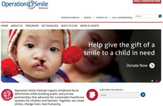 Central Highlands children with cleft lip, palate get free operations