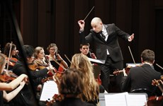 French conductor to lead concert at HCM City Opera House