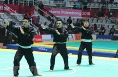 ASIAD 2018: Vietnamese Pencak Silat athletes bring home silvers