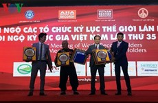 Vietnam has four more world records
