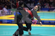 ASIAD 2018: Six Vietnamese athletes qualify for Pencak Silat finals