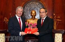 Ho Chi Minh City, New Zealand boost trade