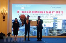 RoK firm invests 1.2 billion USD in Ba Ria-Vung Tau