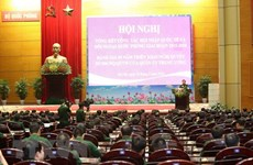 Defence diplomacy helps improve Vietnamese army's position