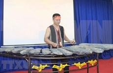 Binh Phuoc announces recognition of lithophone as national treasure