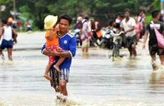 Over 50,000 Myanmar people evacuate due to dam breach