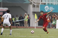 Vietnam lose 1-3 to RoK in ASIAD semifinals